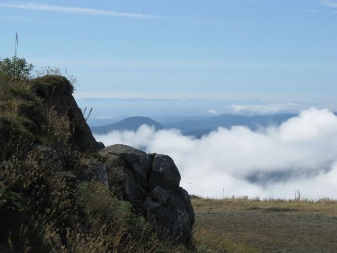 View  from Marys Peak
