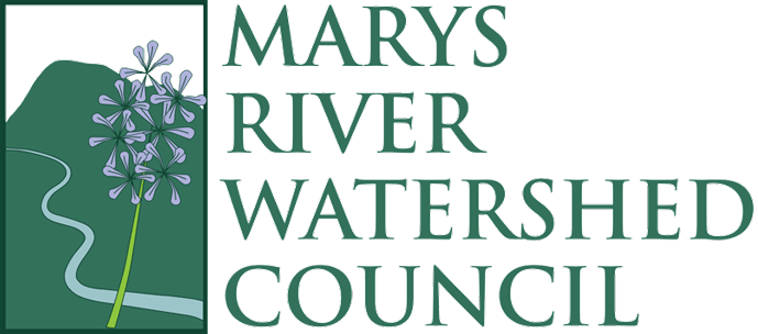 Marys River Watershed Council Logo