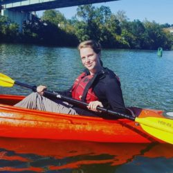 Meet the Mon_Kayaking_Holly